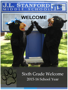 Sept. 2015 sixth grade welcome Thumbnail