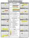 2018-2019 PAUSD Calendar